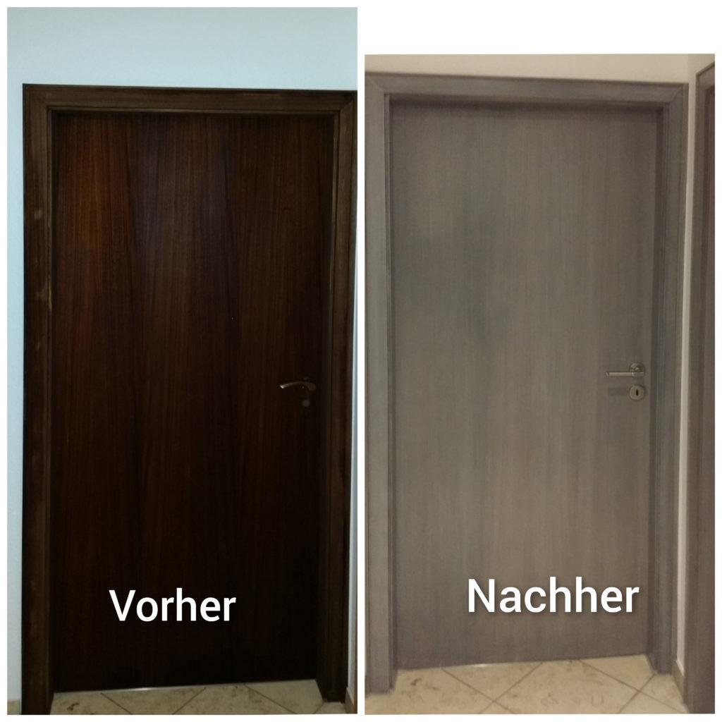 Alte Türen modernisieren